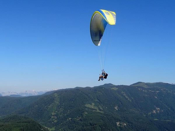 tandem flight the fun of want to take let s go come here