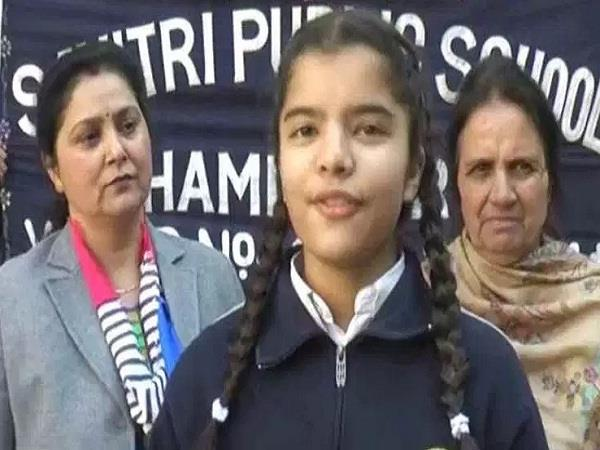 a daughter of hamirpur again made himachal s name bright