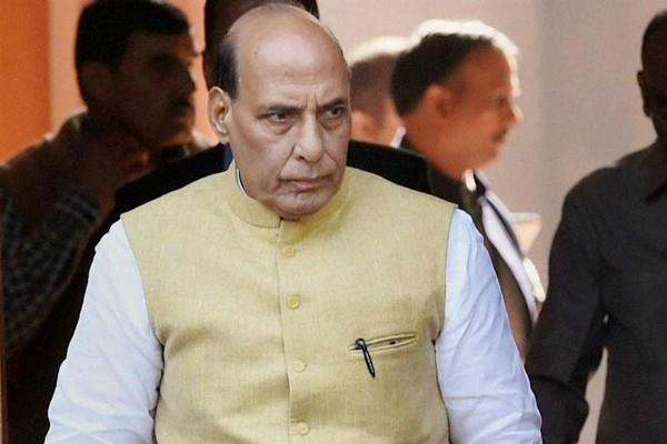 rajnath visited which area  chinese infiltrated there by helicopter