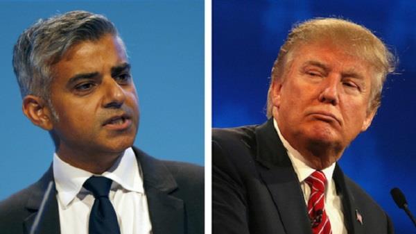 london mayor compares trump language to rhetoric of isis