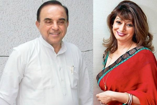 sunanda case subramaniam swamy reached sc