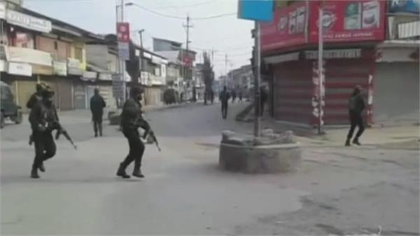 jaish took the responsibility of sopore attack