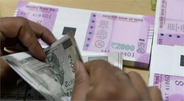 the new rs 500 and rs 2000 bank notes have shotage