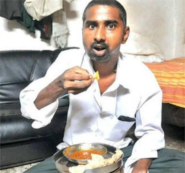 38 years after pune man tasted food