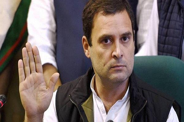 bharatiya janata party congress rahul gandhi randeep singh surjewala