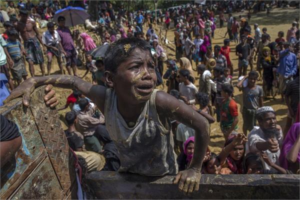 rohingya crisis  myanmar army first time admits killings