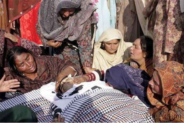 india retaliate to pakistan firing