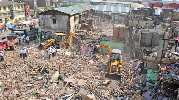 illegal slums
