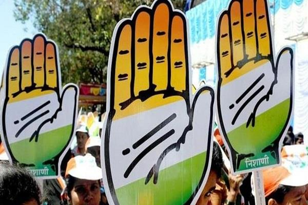 congress general elections against bjp cpi