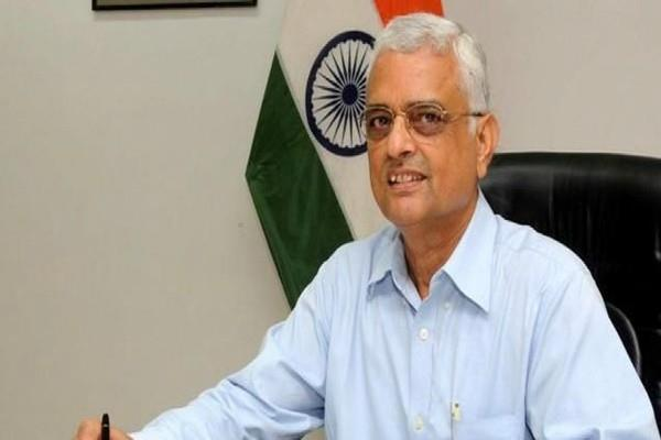 op rawat takes charge as chief election commissioner