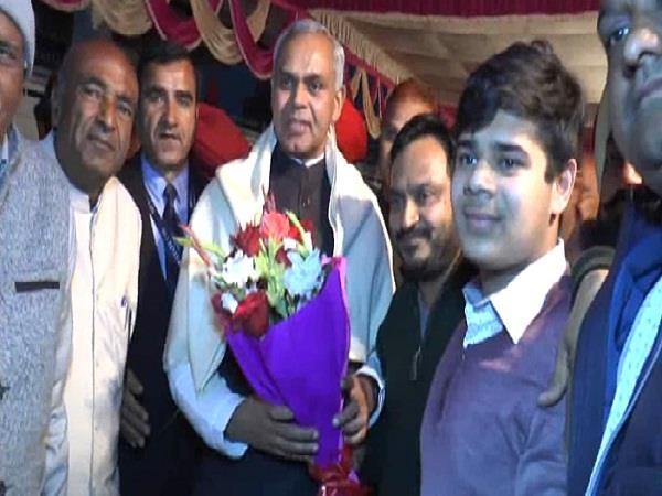 governor of himachal on punjab tour