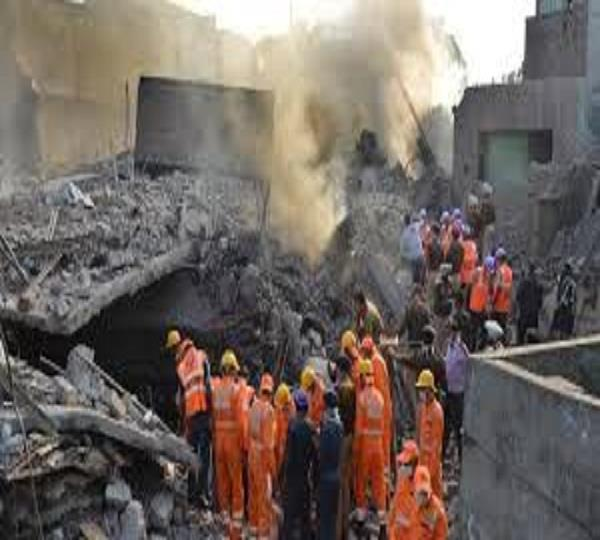 ludhiana building collapse