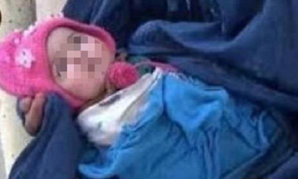 terrorists strap bomb to baby in evil attack plan
