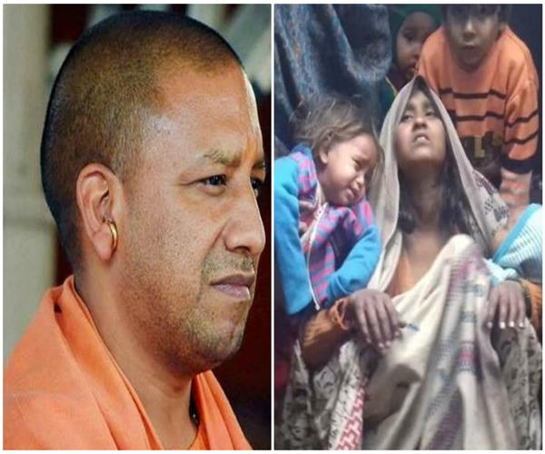 cm yogi told the incident of barabanki  announcement of rs 2 lakhs