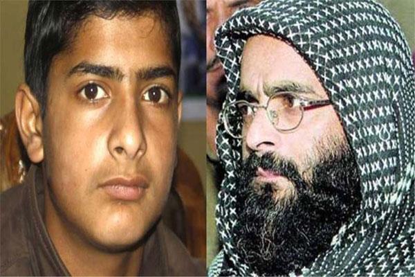 afzal guru s son secured distinction in 12 exam