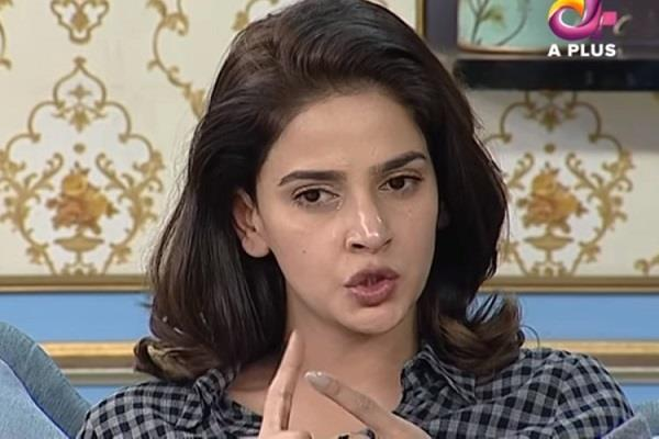 the famous actress told the pain of being pakistani