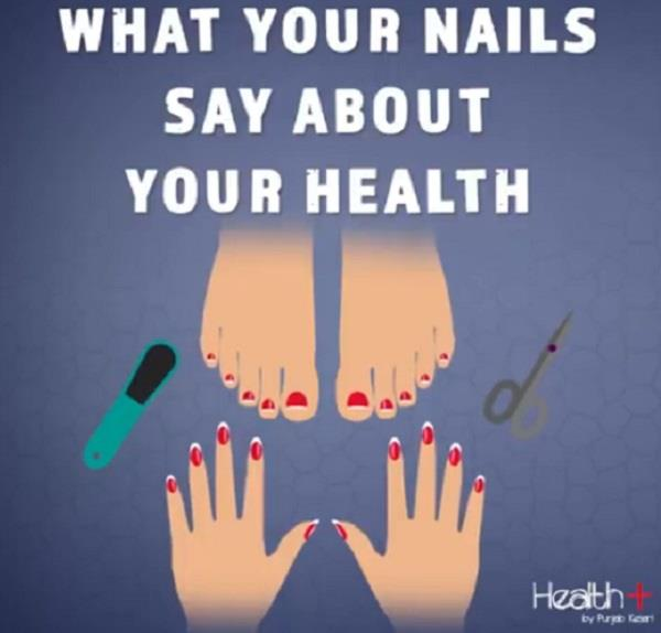 what your nails say about your health