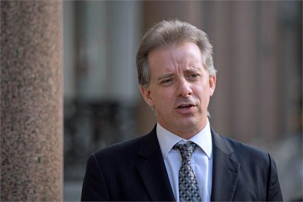 republican senators raise possible charges against author of trump dossier