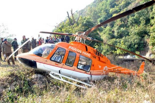 ongc helicopter crash