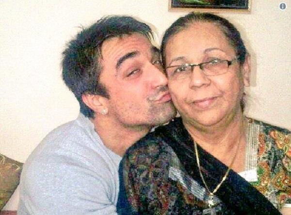 ajaz khan mother passes away