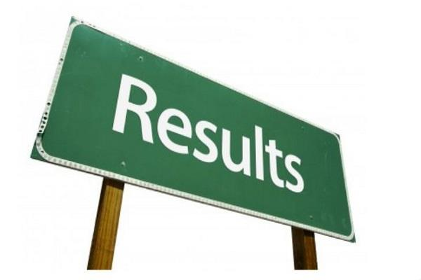 je  electrical  of final result declared
