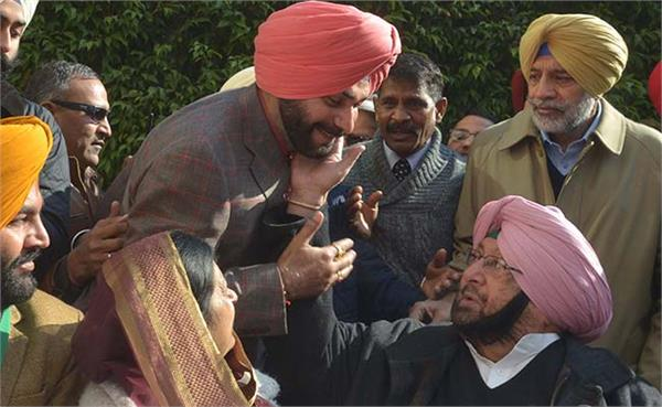 amarinder sidhu fight become challenge for rahul gandhi