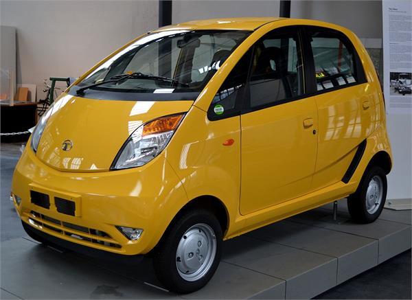 more than 90 fall in tata nano sales