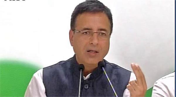 pm modi s ego worries economy of india surjevala