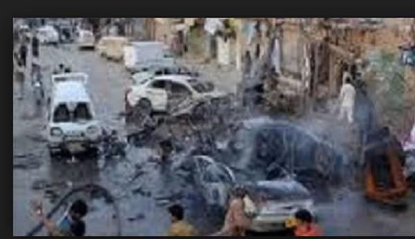 two bomb blast at balochistan