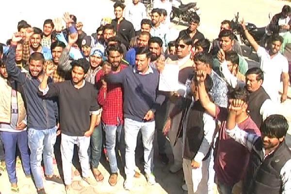 protest against film padmavat