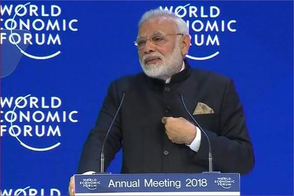 china hails pm modi  s speech at davos opposing us protectionism