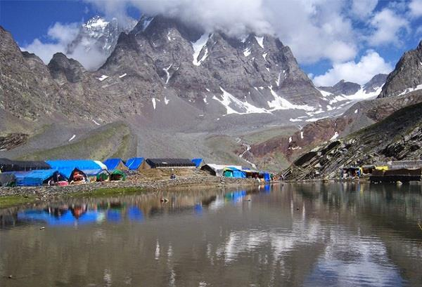 manimahesh yatra on going to go to travelers now this problem from get relief