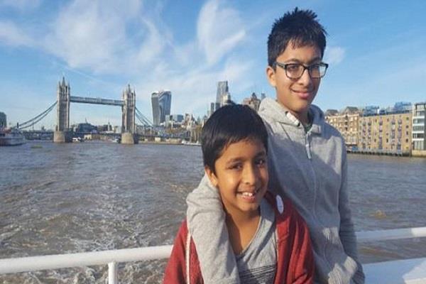 this 10 year indian boy won iq test