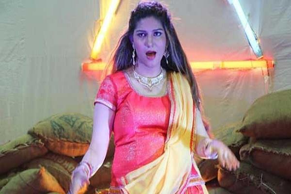 sapna chaudhary at madhya pradesh