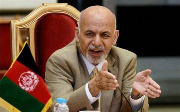 afghan president speaks to modi  not to pakistan pm