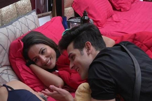 priyank sharma said hina always forget