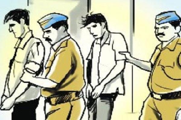 akali dal legislator sons surrendered cantonment police station