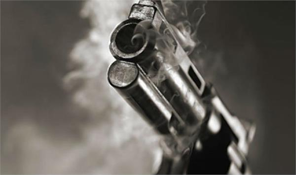 sarpanch firing at republic day