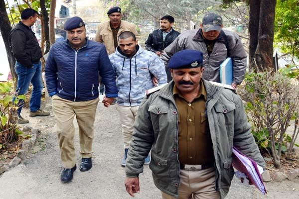 big success of himachal police  2 arrested with huge consignment of drug