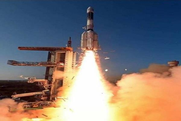 isro released video of 31 satellites launched