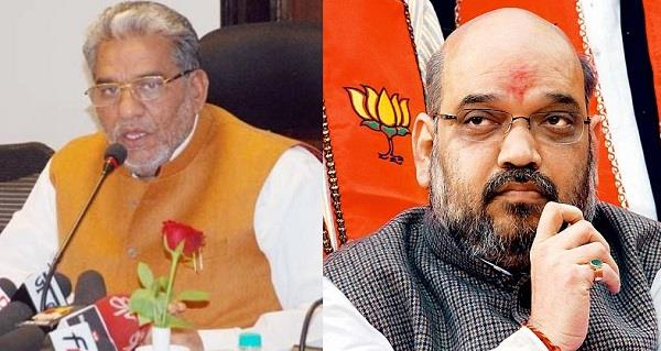 amit shah will come haryana on january 15