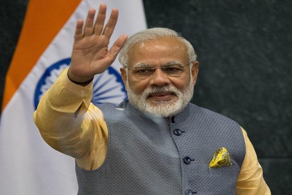 modi will keep india  s vision before international community