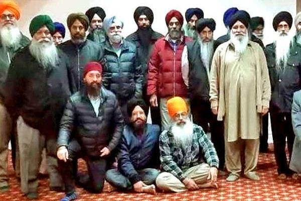 canadian gurdwaras ban on the entry of indian officers