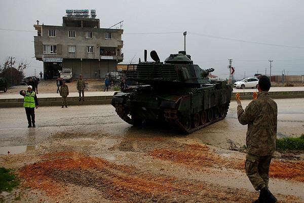 missile attack on turkey1 killed 32 wounded