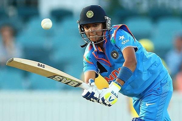 cricketer harmanpreet kaur wants railways to release them
