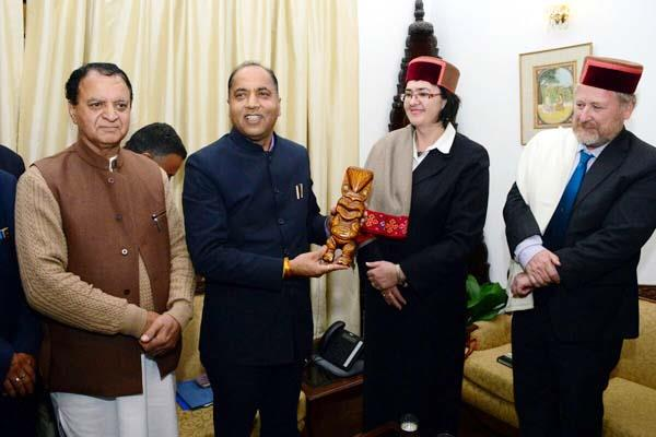 himachal will this work with help of new zealand