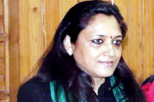president of women commission in action mode  notice will issue to sp mandi