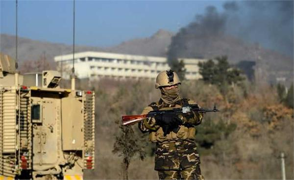 kabul hotel attacker trained by pak  s isi  afghan envoy