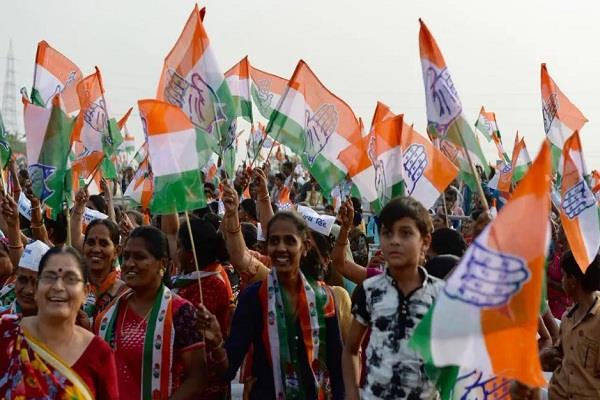 congress announces candidates for ajmer lok sabha by election