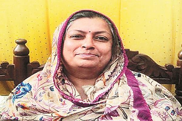 punjab will also be in charge of asha kumaris leave